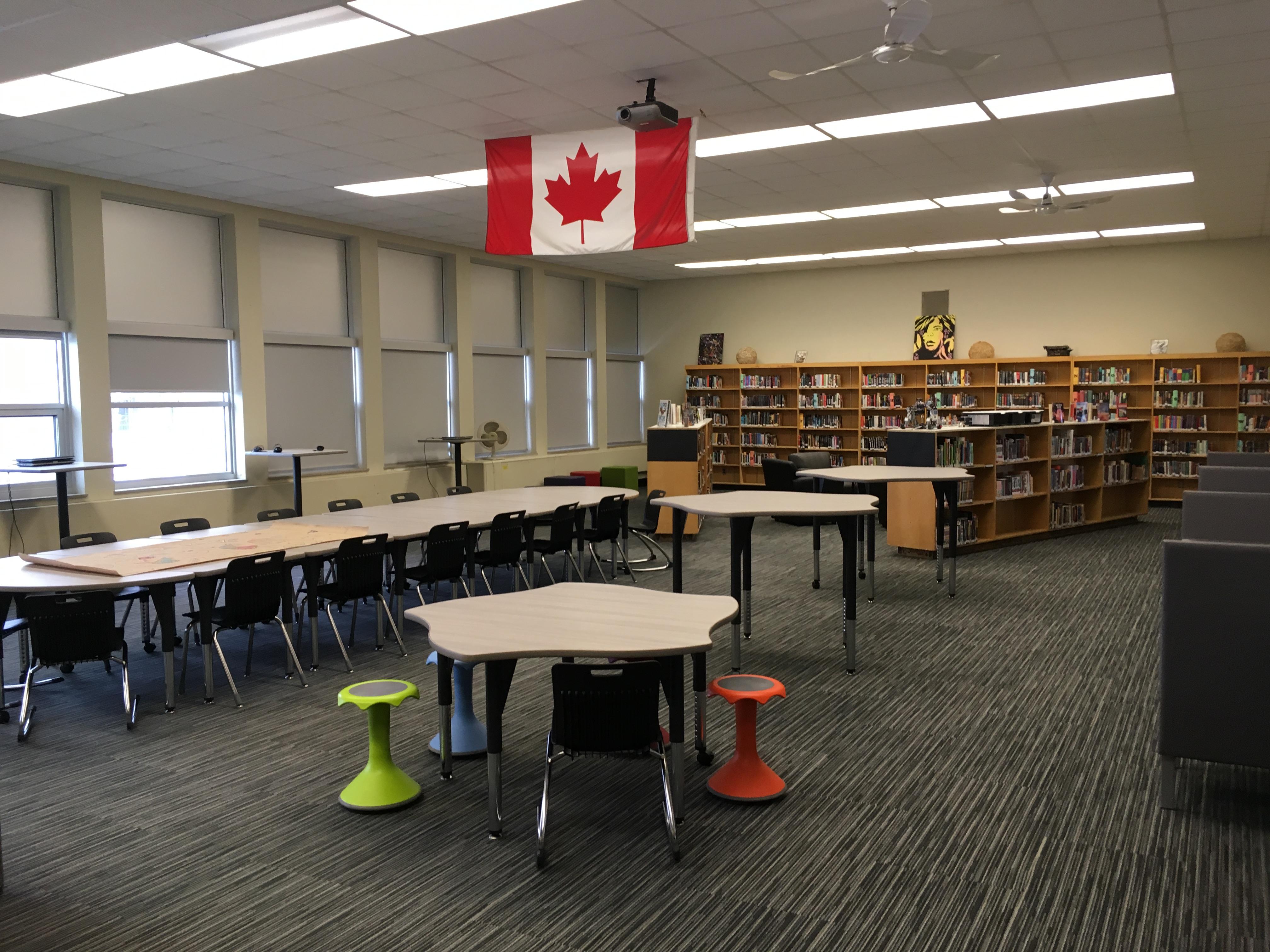 Case Study: Blenheim District High School - Accent Environments