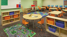 Accentuated Learning Environment - Early Years
