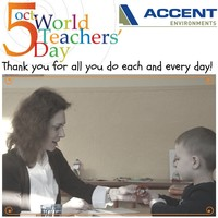 #WorldTeachersDay