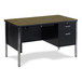 Single Pedestal Teacher Desk