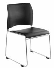 8700 Series High Density Stacking Chair