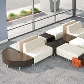 Attessa Modular Seating
