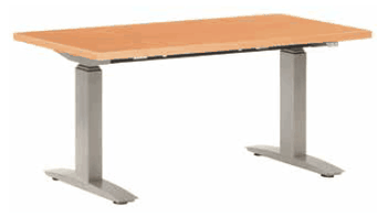 Choices Crank Adjustable Table