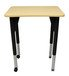 Platinum Series Eclipse Student Desk