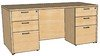 Premier Double Pedestal Desk