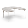 Gold Series Horseshoe Table