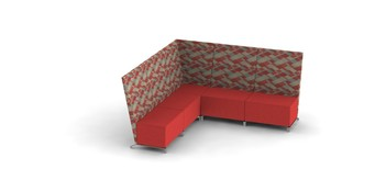 Vog L-Shape Lounge Seating