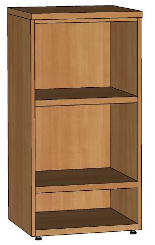 High Quality Premier 35 High Bookcase