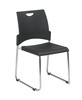 Wellington Sled Base Stacking Chair