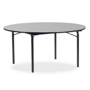 6000 Series Round Folding Table
