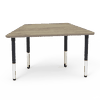 Platinum Series Trapezoid Table