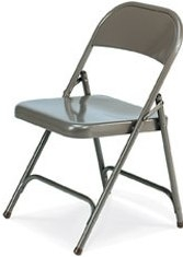 Occasion Steel Folding Chair