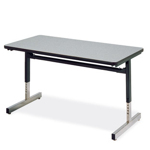 8700 Series Rectangle Computer Table
