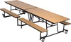 Dine Mobile Folding Cafeteria Table