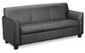 Ultra Series Leather Three Seater