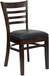 Regale Wood Frame Dining Chair